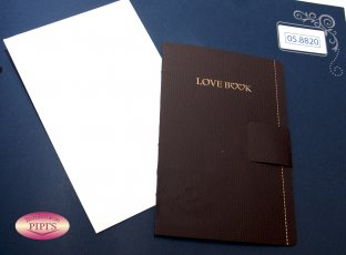 PARTECIPAZ. AGENDA LOVE BOOK
