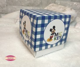 SCATOLA FLEUR MICKEY PARTY mm. 90x90x90