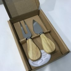 CHEESE SET COLTELLI CON BOX